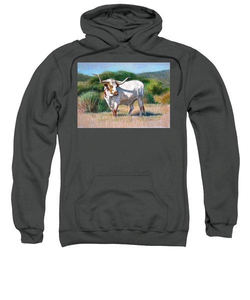 Longhorn Bull Sweatshirt