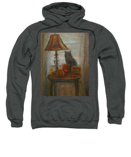 Longing- A Not-so-stillife Sweatshirt