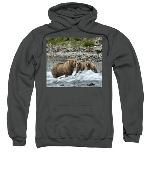 Looking For Sockeye Salmon Sweatshirt