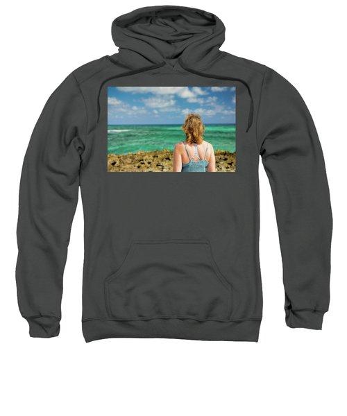 Looking Out Sweatshirt