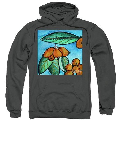 Loquats I Sweatshirt