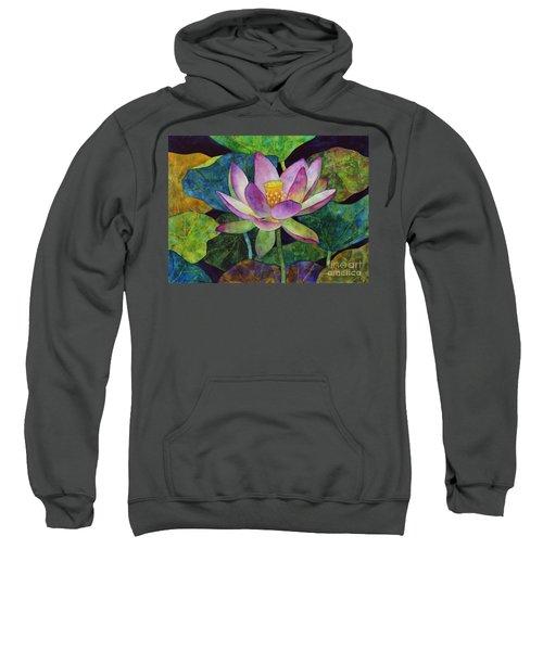 Lotus Bloom Sweatshirt