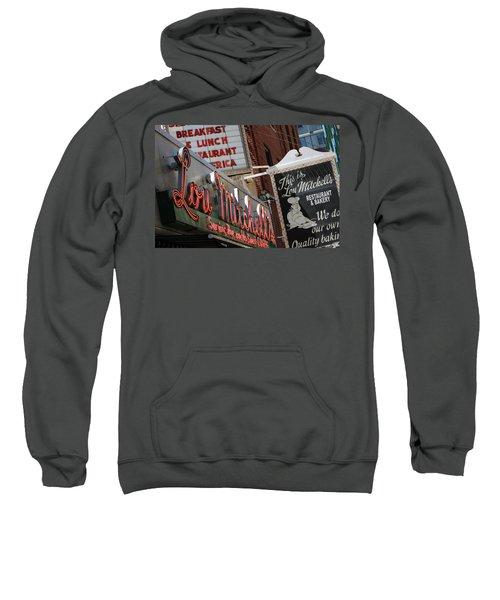 Lou Mitchells Restaurant And Bakery Chicago Sweatshirt
