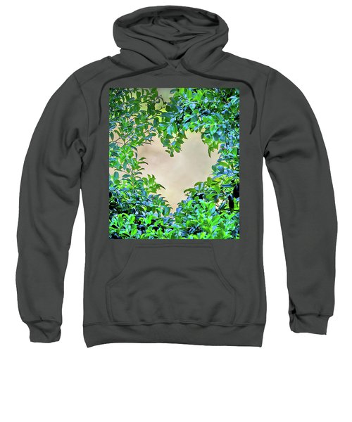 Love Leaves Sweatshirt