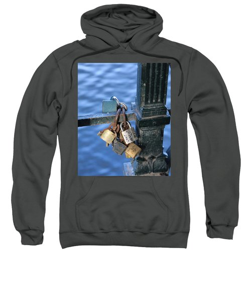Love Lock Sweatshirt