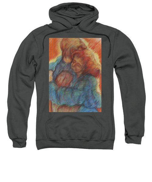 Lovers Embrace Sweatshirt