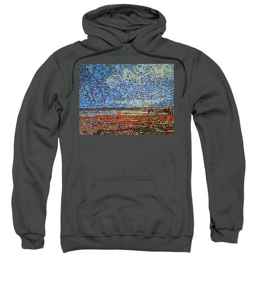 Low Tide - St. Andrews Wharf Sweatshirt
