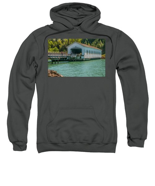 Lowell Covered Bridge Sweatshirt