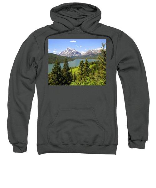 Lower Two Medicine Lake Sweatshirt