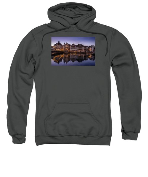 Lucerne On A Sunday Morning Sweatshirt