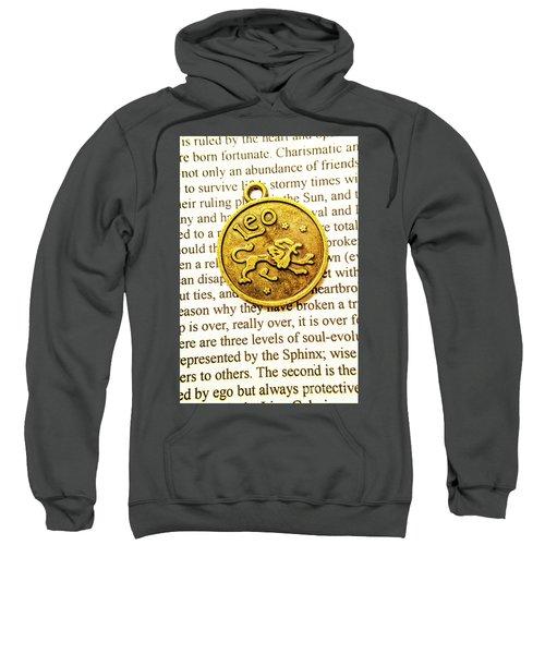 Lucky Leo Charms Sweatshirt