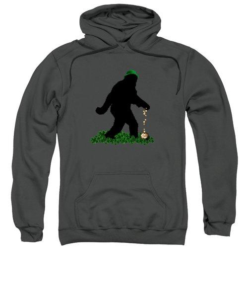 Lucky Sasquatch Sweatshirt