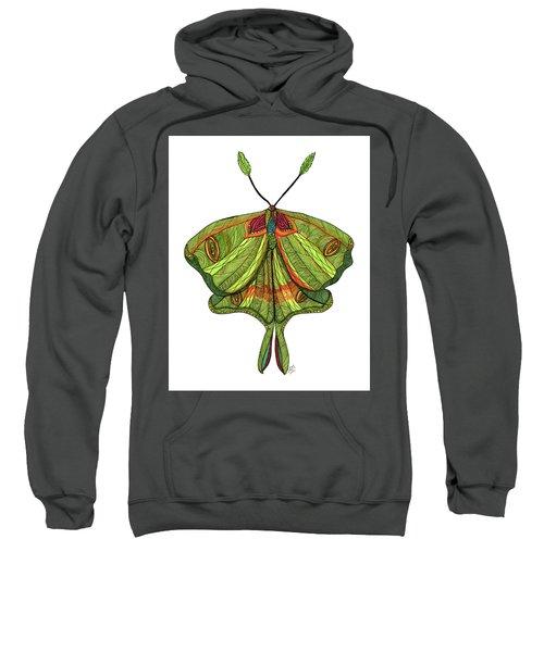 Luna Moth Sweatshirt