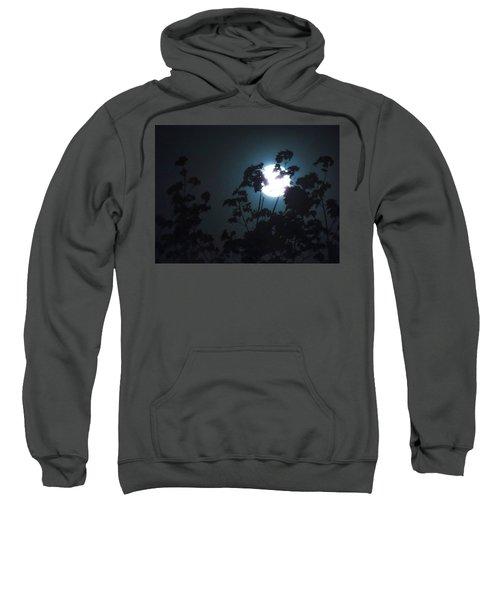 Luner Leaves Sweatshirt