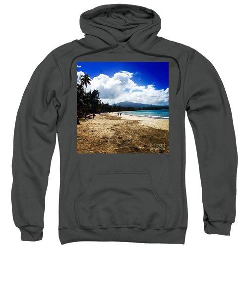 Luquillo Beach, Puerto Rico Sweatshirt