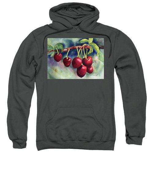 Luscious Cherries Sweatshirt