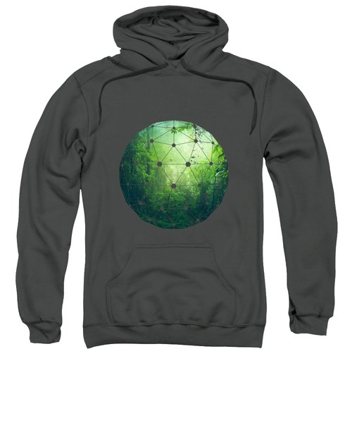 Lush Green Forest Sweatshirt