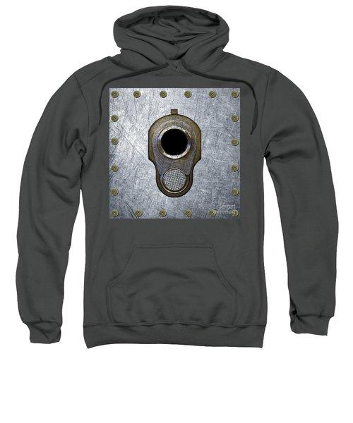 M1911 45 Framed With 45 Case Heads Sweatshirt