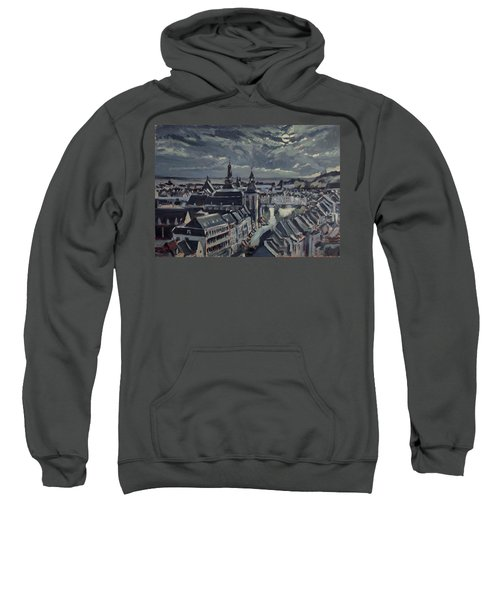 Maastricht By Moon Light Sweatshirt