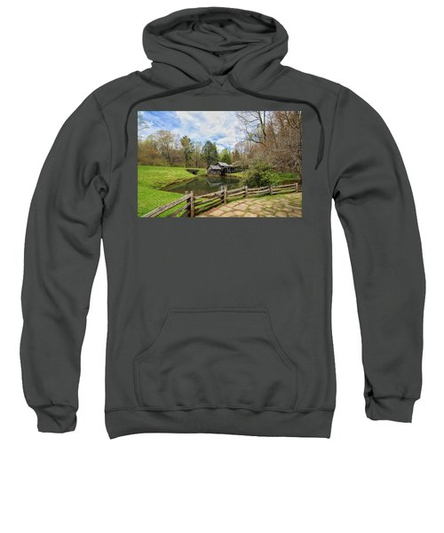 Mabry Mill In The Spring Sweatshirt
