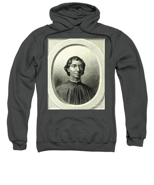 Machiavelli  Sweatshirt