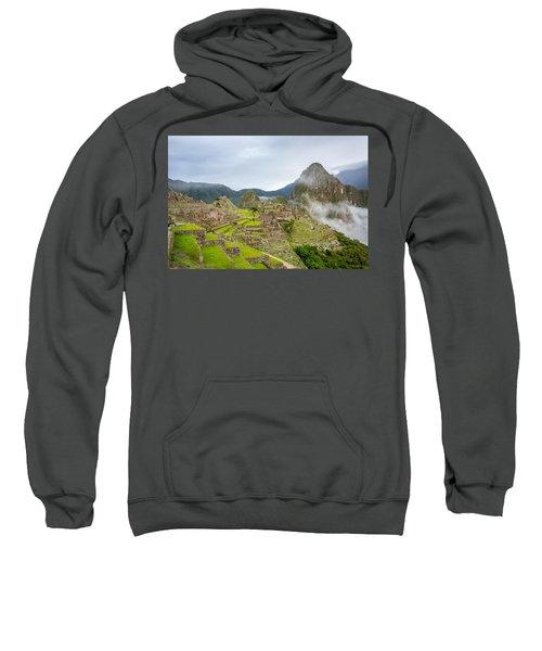 Machu Picchu. Sweatshirt