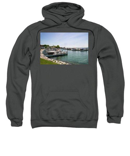 Mackinac Island Marina Sweatshirt