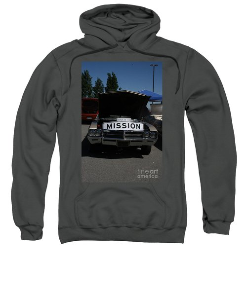 Made In The Mission Sweatshirt