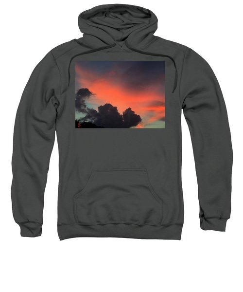 Late Day On Paros Island  Sweatshirt