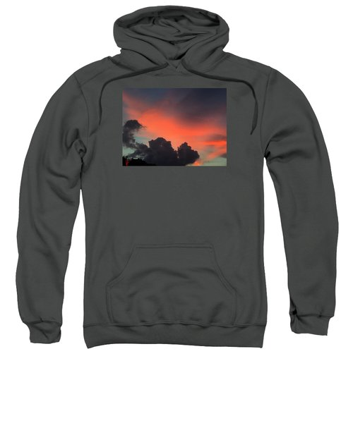 Late Day On Paros Island  Sweatshirt