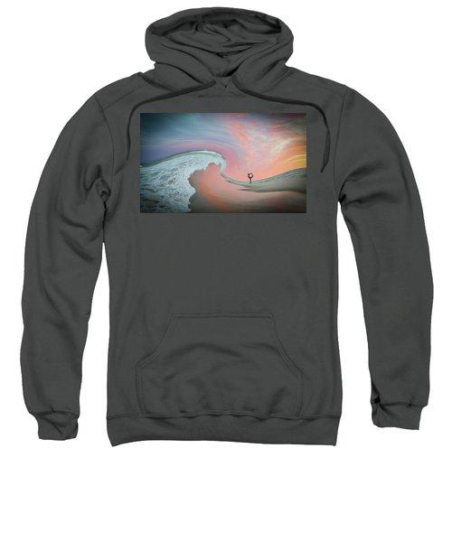 Magical Beach Sunset Sweatshirt