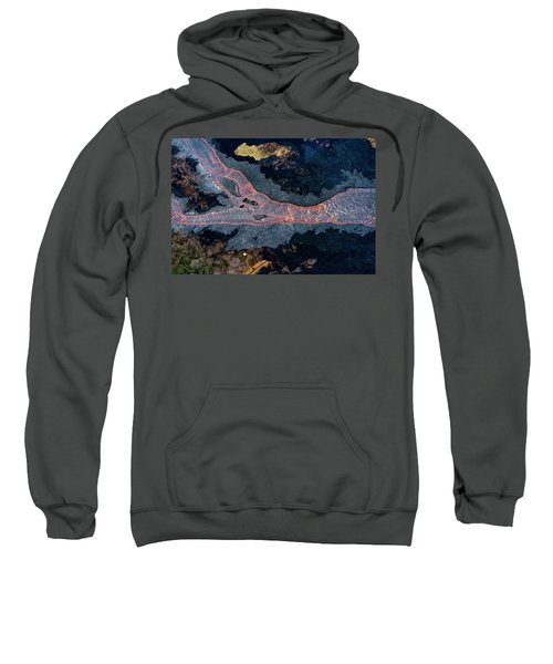 Magma River Sweatshirt