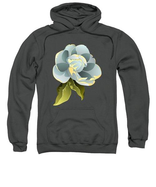 Magnolia Blossom Graphic Sweatshirt