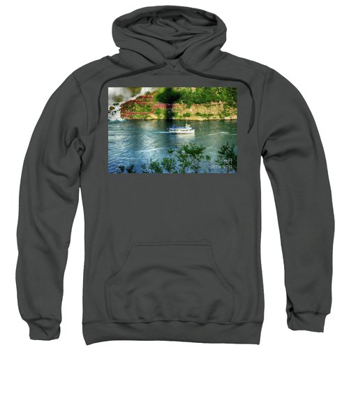 Maid Of The Mist Sweatshirt