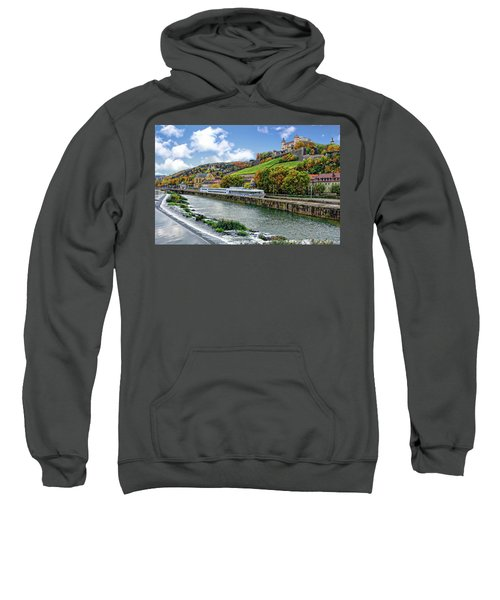Main River Panorama Sweatshirt