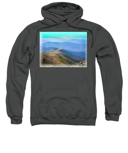 Majestic White Mountains Sweatshirt