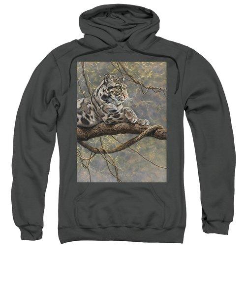 Male Clouded Leopard Sweatshirt