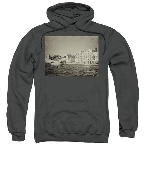 Maltese Boat Sweatshirt