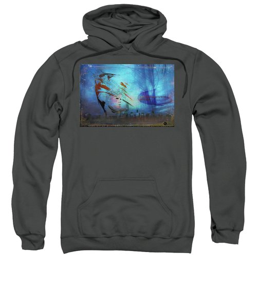 Man Is Art Sweatshirt