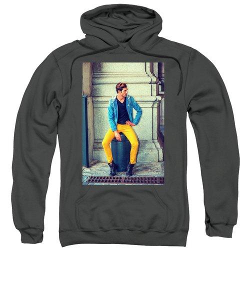 Man Street Fashion Sweatshirt
