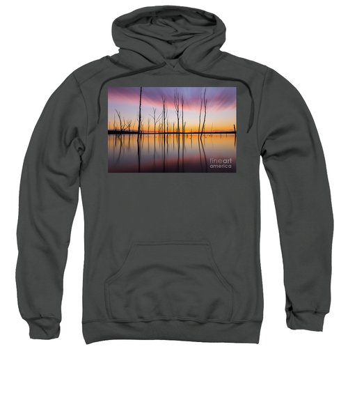 Manasquan Reservoir Long Exposure Sweatshirt