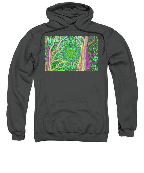 Mandala Forest Sweatshirt