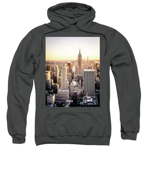 Manhattan Sweatshirt by Michael Weber