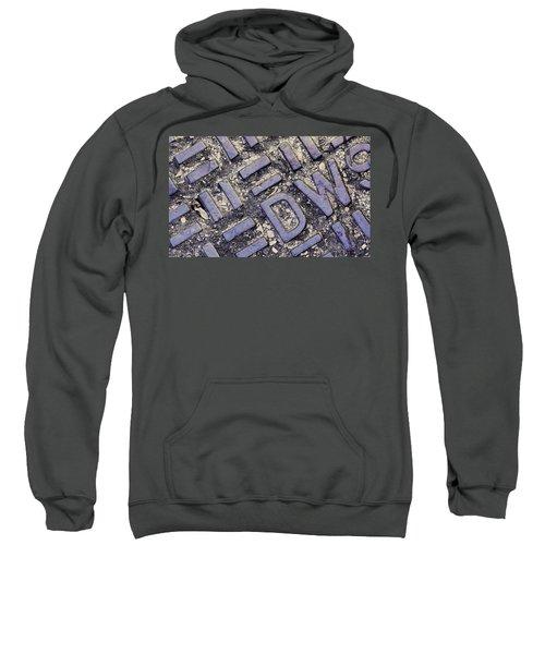 Manhole Cover Sweatshirt