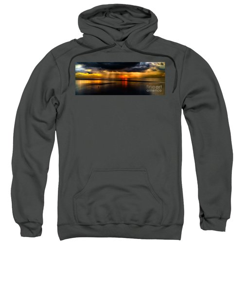 Manila Bay Sunset Sweatshirt