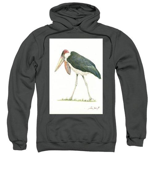 Marabou Sweatshirt