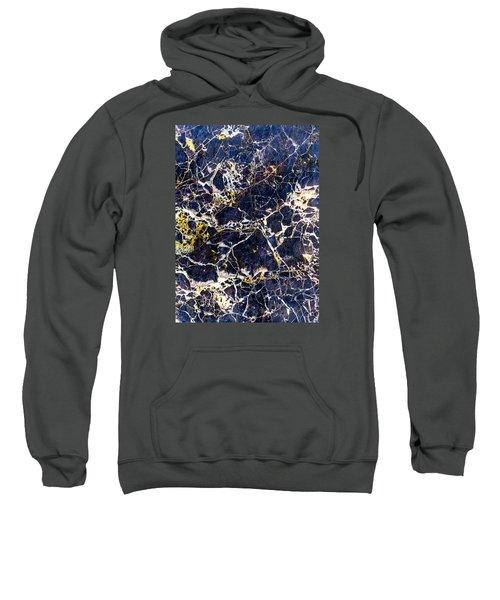 Marble Stone Texture Wall Tile Sweatshirt