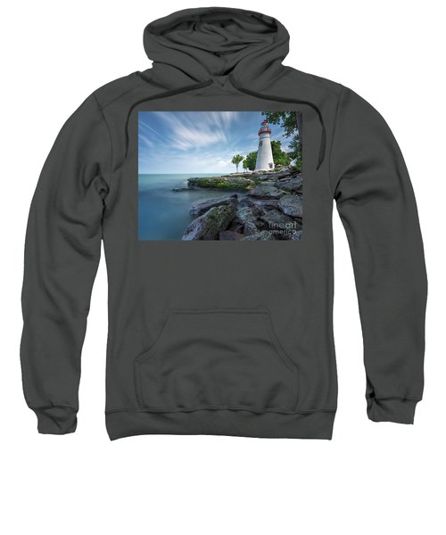 Marblehead Breeze Sweatshirt by James Dean