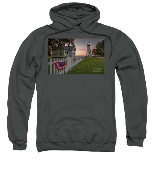 Marblehead Memorial  Sweatshirt by James Dean