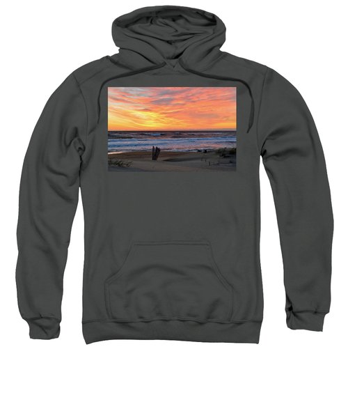 March 23 Sunrise  Sweatshirt